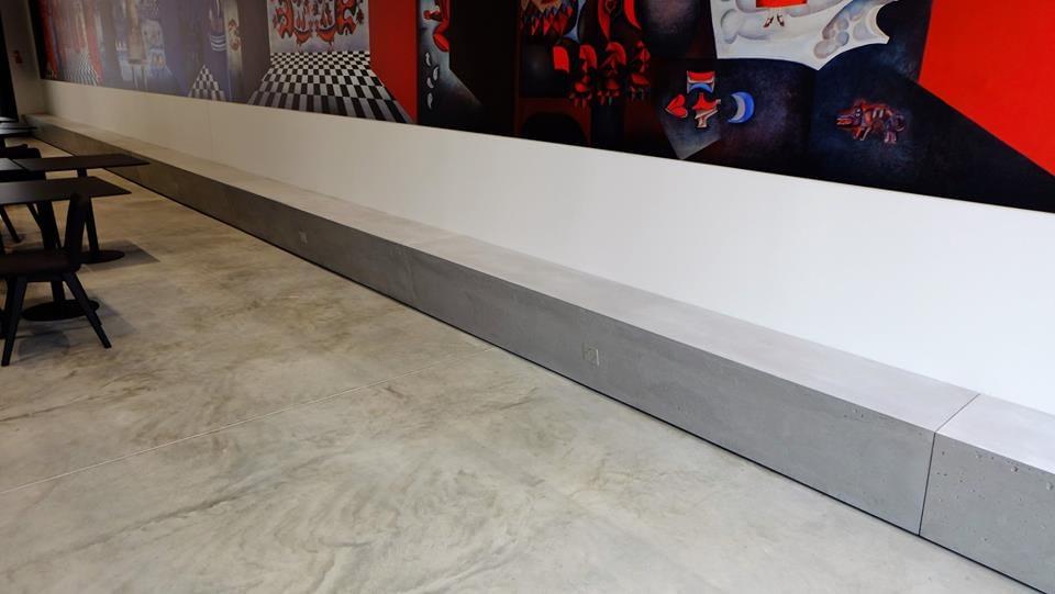 betono suoliukas