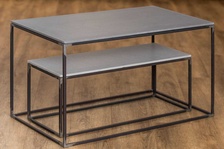 kavos staliukas iš betono