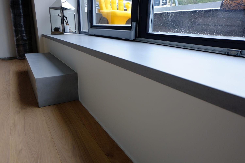 betoninė palangė